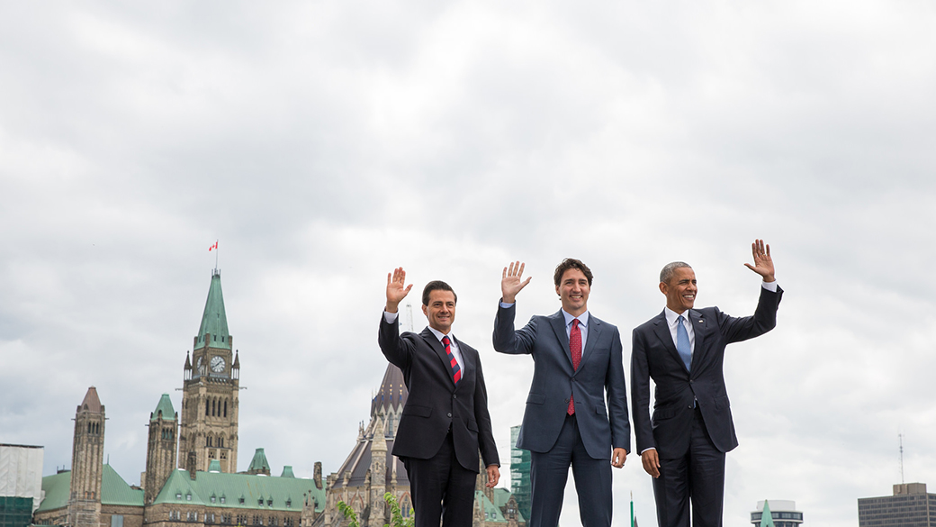 Leaders' Statement on a North American Climate, Clean Energy, and Environment Partnership
