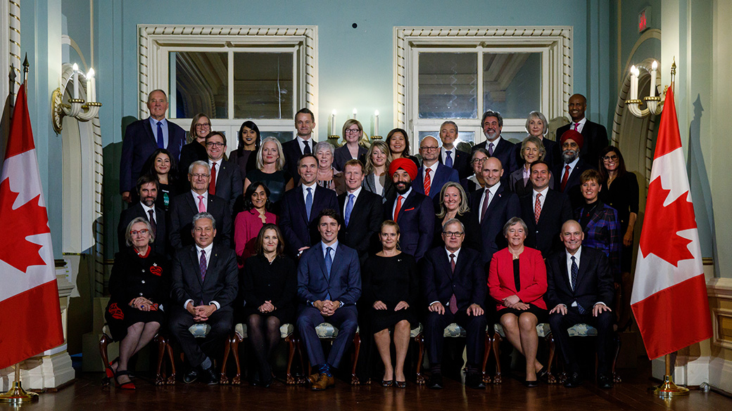 Prime Minister welcomes new Cabinet