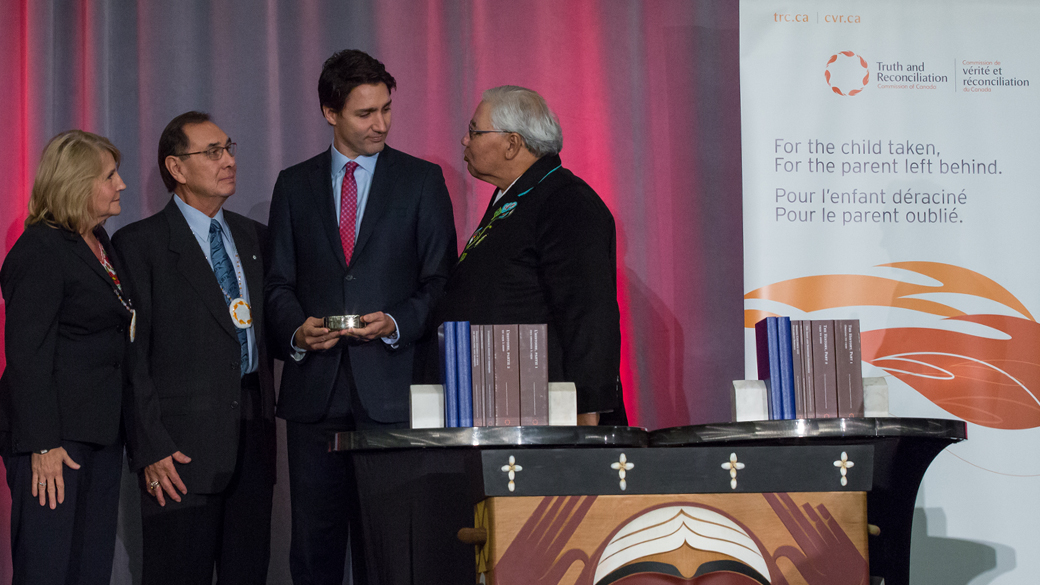 Statement by Prime Minister on release of the Final Report of the Truth and Reconciliation Commission