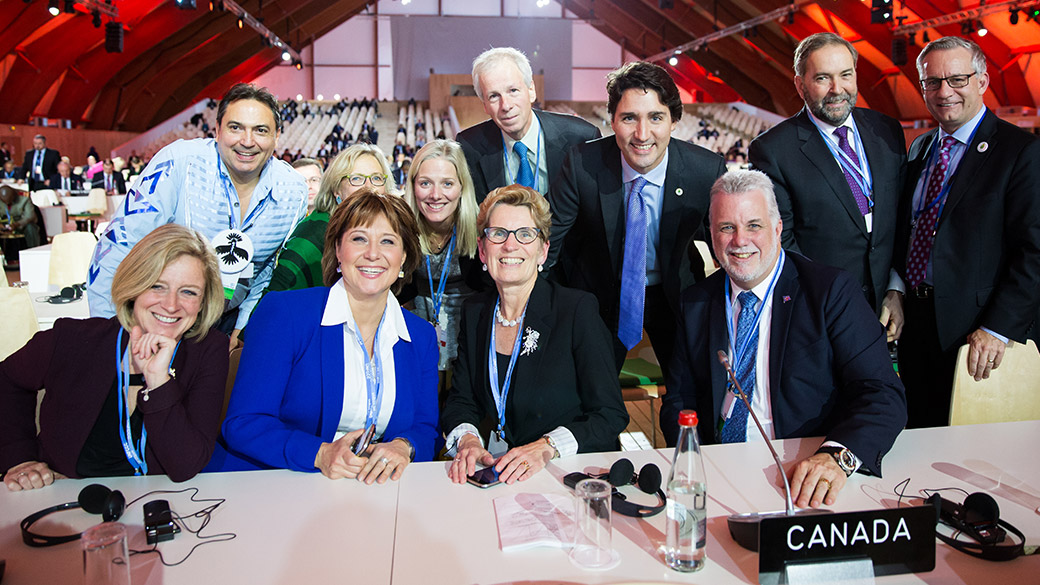 Statement by the Prime Minister of Canada on successful conclusion of Paris Climate Conference