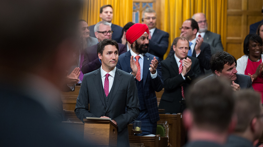 Komagata Maru apology in the House of Commons