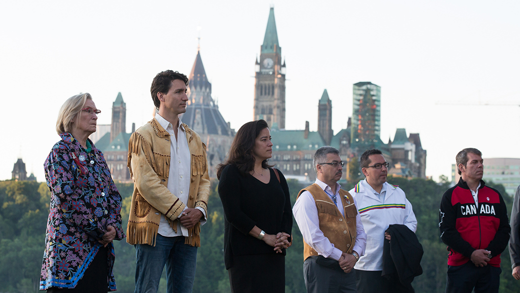 Statement by the Prime Minister of Canada on National Aboriginal Day