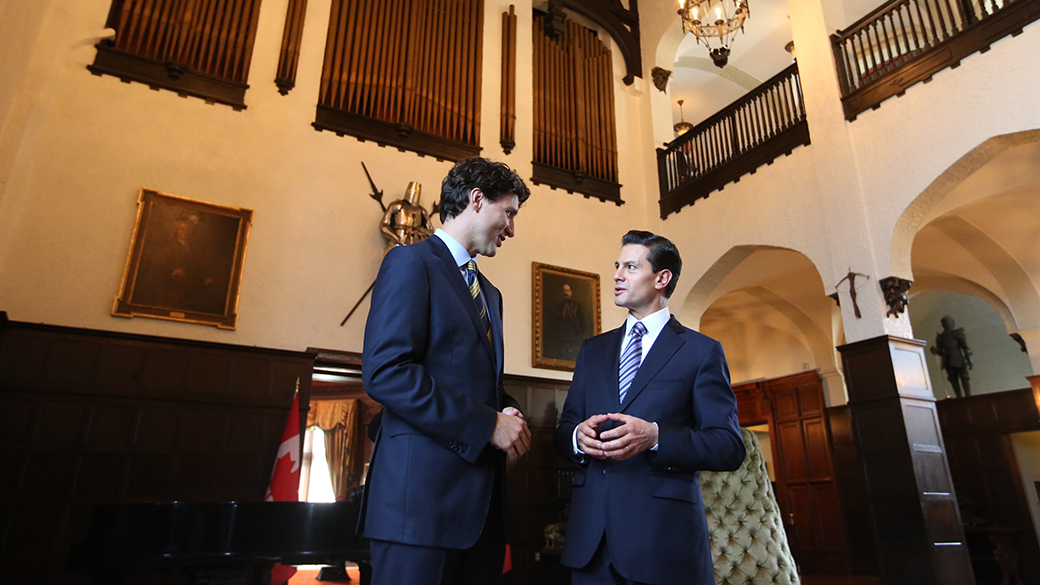 Canada to lift Mexican visa requirements