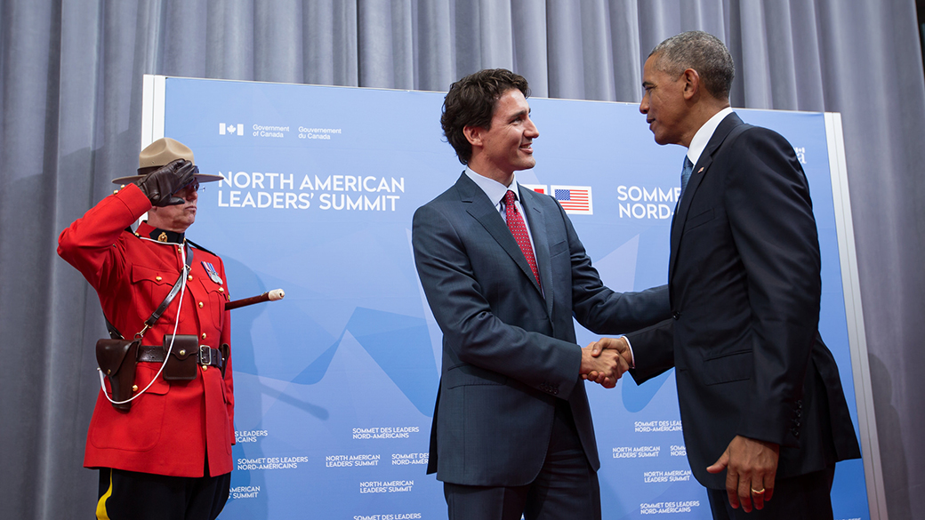 Canada hosts North American Leaders' Summit