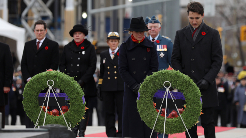 Statement By The Prime Minister Of Canada On Remembrance