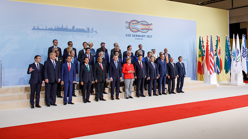 Prime Minister concludes successful G20 Summit in Germany